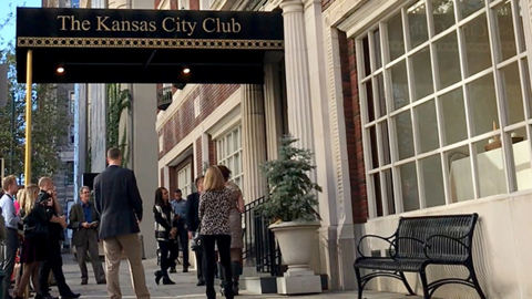 Historic Kansas City Club reopens as event space on Baltimore Avenue