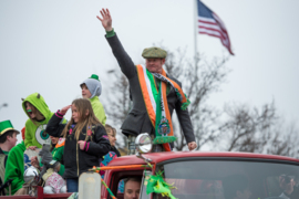 Sights and sounds from Kansas City St. Patrick's Day parade