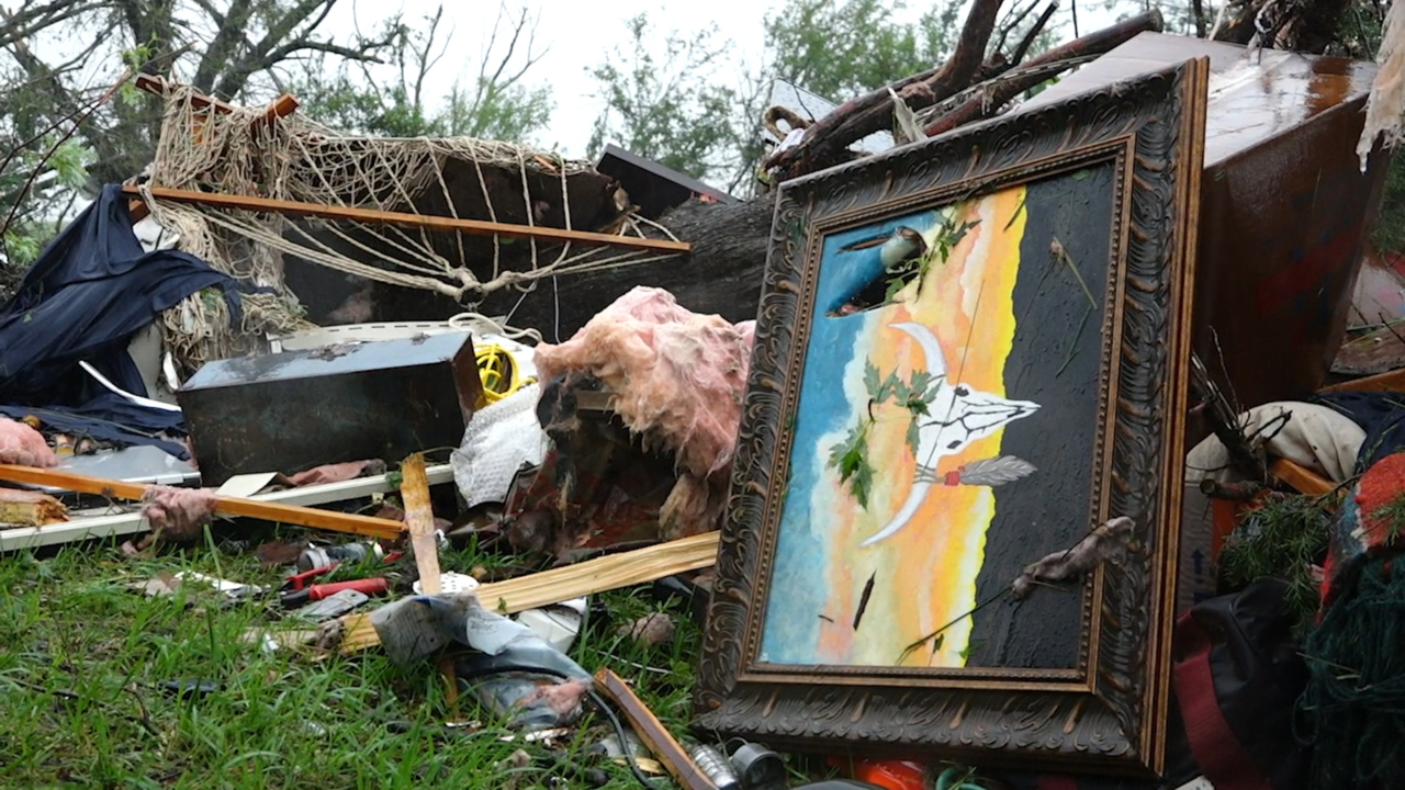 Five tornadoes touched down in MO, KS during Wednesday storms: National Weather Service