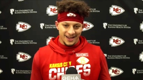 Patrick Mahomes' return reflects both being 'special type of human' and Chiefs' luck