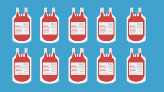 Changing the 12 month policy for gay men to donate blood could help with blood shortage