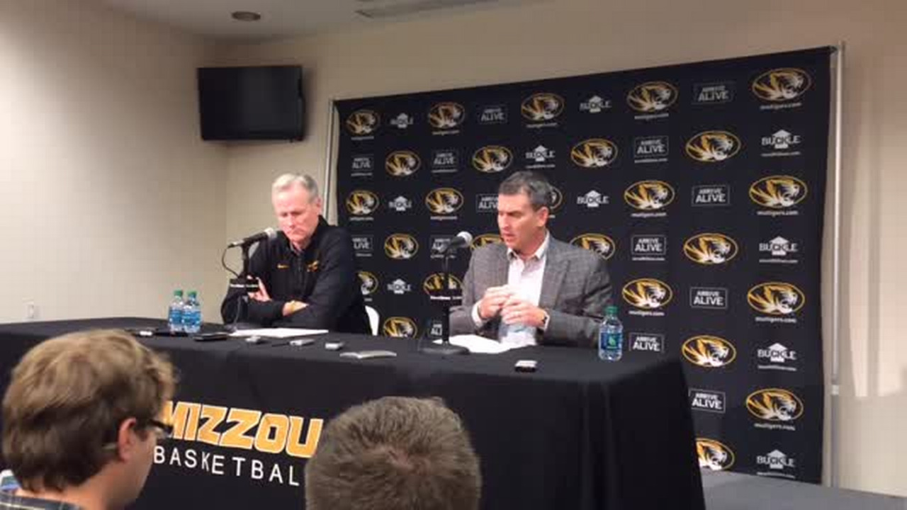 NCAA accepts Mizzou men's basketball sanctions, adds one