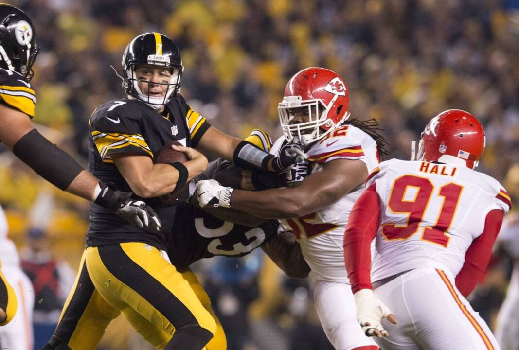 49ee07be6 Kansas City Chiefs vs Pittsburgh Steelers AFC Divisional playoff preview