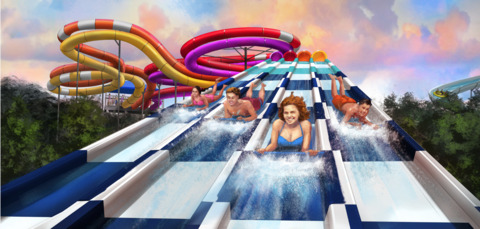 Five-story, 476-foot water slide coming to Kansas City's Oceans of Fun next year