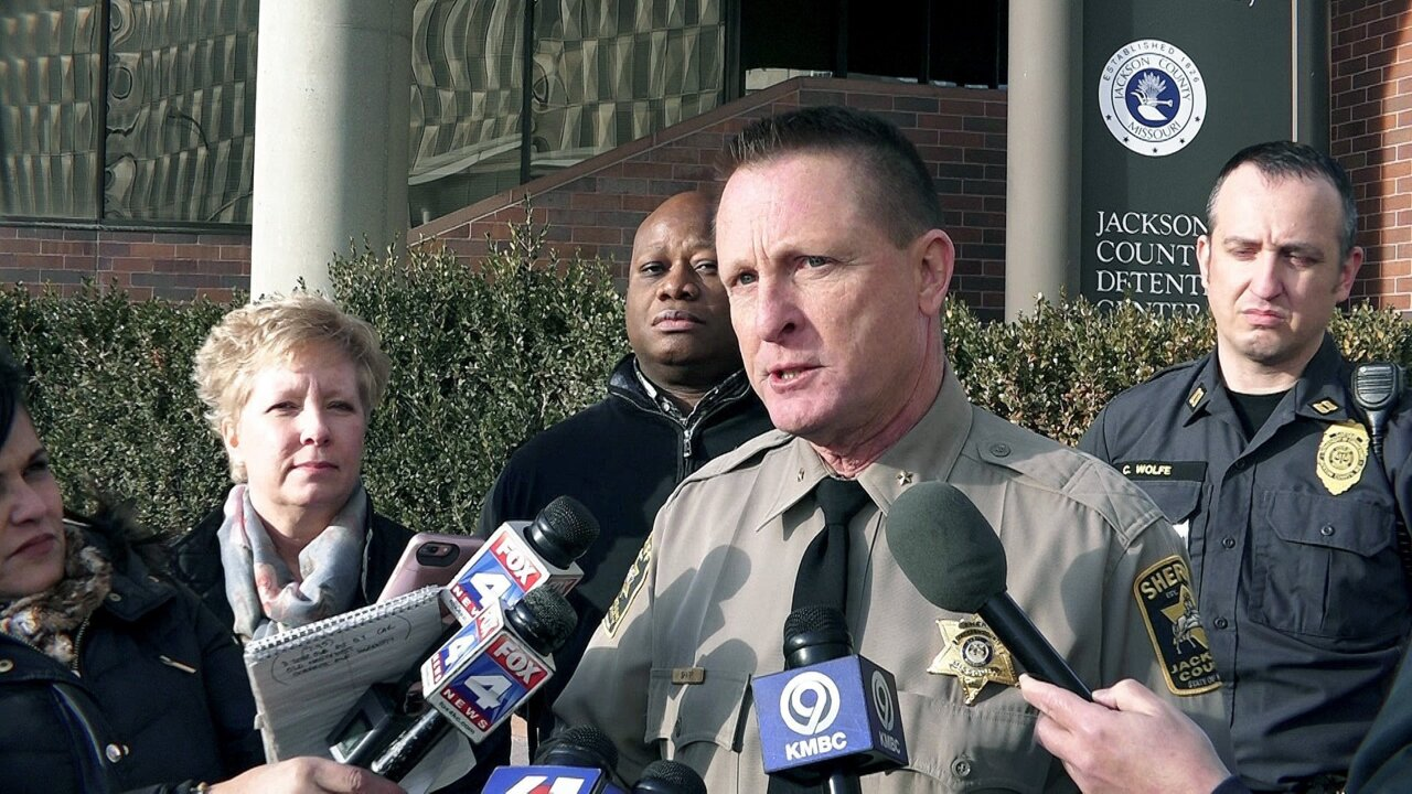 Jackson County Sheriff Mike Sharp to resign amid explosive allegations