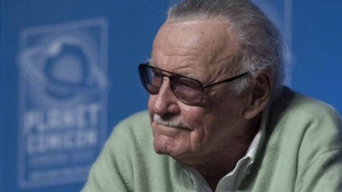 Stan Lee in KC at 2016 Planet Comicon, where he revealed a favorite unused superpower