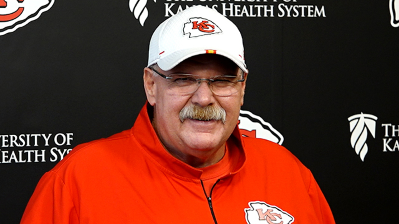 Will the Chiefs be active at next week's trade deadline? Here's what Andy Reid says