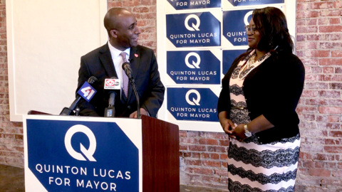 Former mayoral contender Alissia Canady backs Quinton Lucas in KC mayor's race