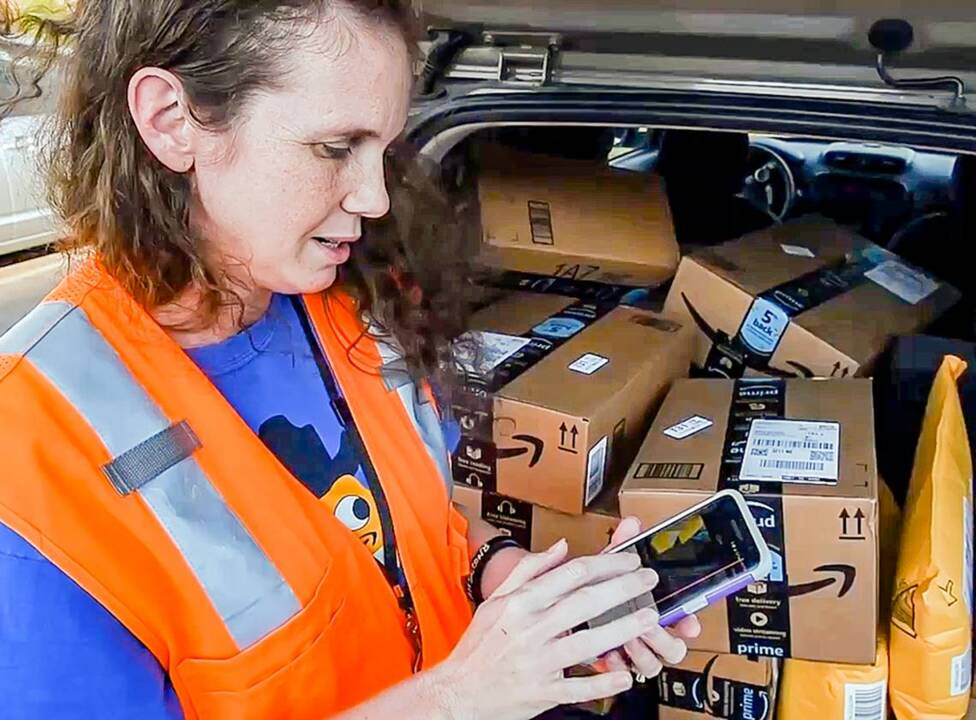 Amazon Flex is in KC, but the job is hard to get | The Kansas City Star
