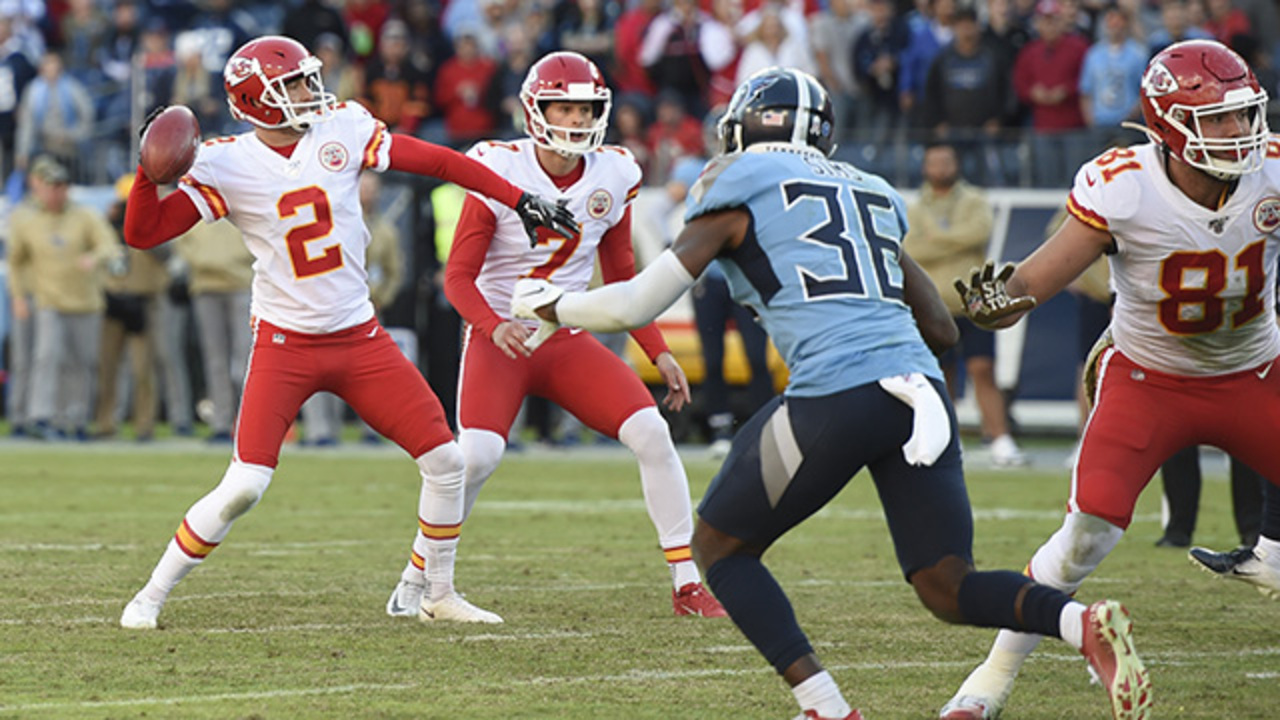 The Chiefs' locker room and the anatomy of a gagged lead: 'It ... doesn't make sense'