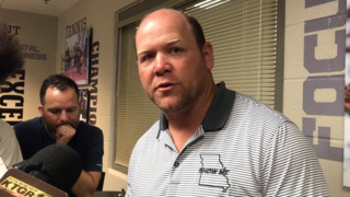 Barry Odom happy with Mizzou's summer workouts