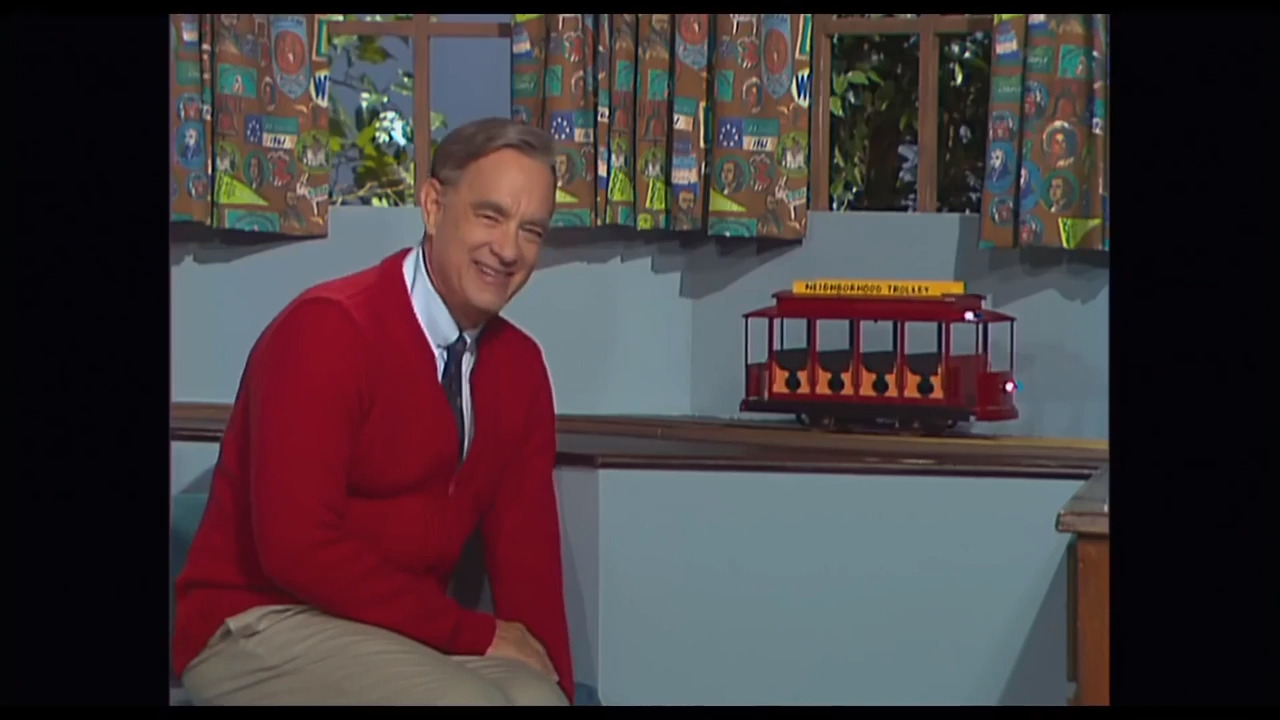 How Tom Hanks Was Persuaded To Portray Mister Fred Rogers The Kansas City Star