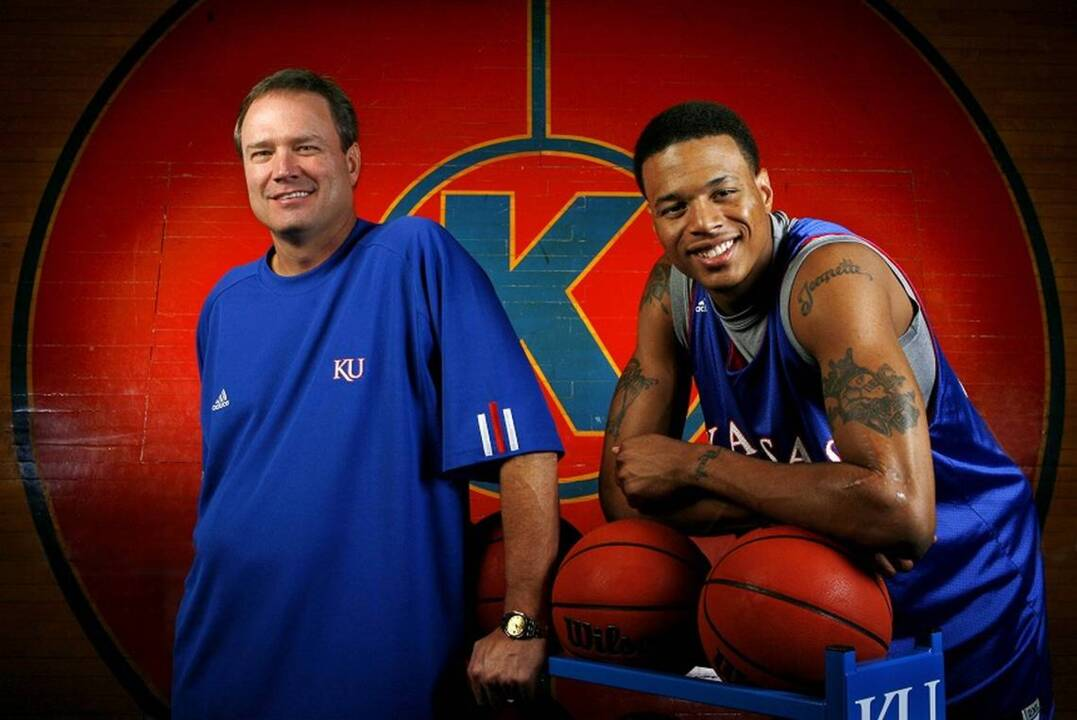 Former KU star Brandon Rush will have his No. 25 jersey retired at ...