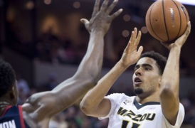 Jontay Porter ready to be more of a leader for Mizzou