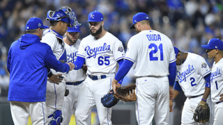 Royals manager Ned Yost isn't freaking out as team struggles to win