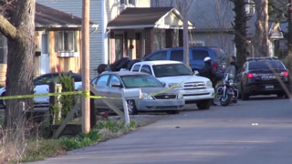 Raw video: Person fatally shot in Oxford Ave house in Independence
