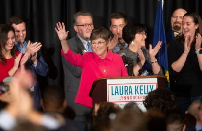Kansas GOP lawmakers ought to accept Governor-elect Laura Kelly's invitation
