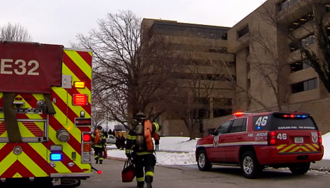 Fire at Black & Veatch building in Overland Park causes evacuation, no injuries