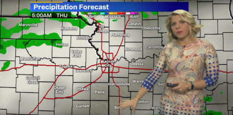 Temperatures expected to fall quickly Thursday in Kansas City metro, forecast says