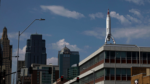 Years before Apollo 11, KC-based TWA and Walt Disney Co. envisioned this moon rocket