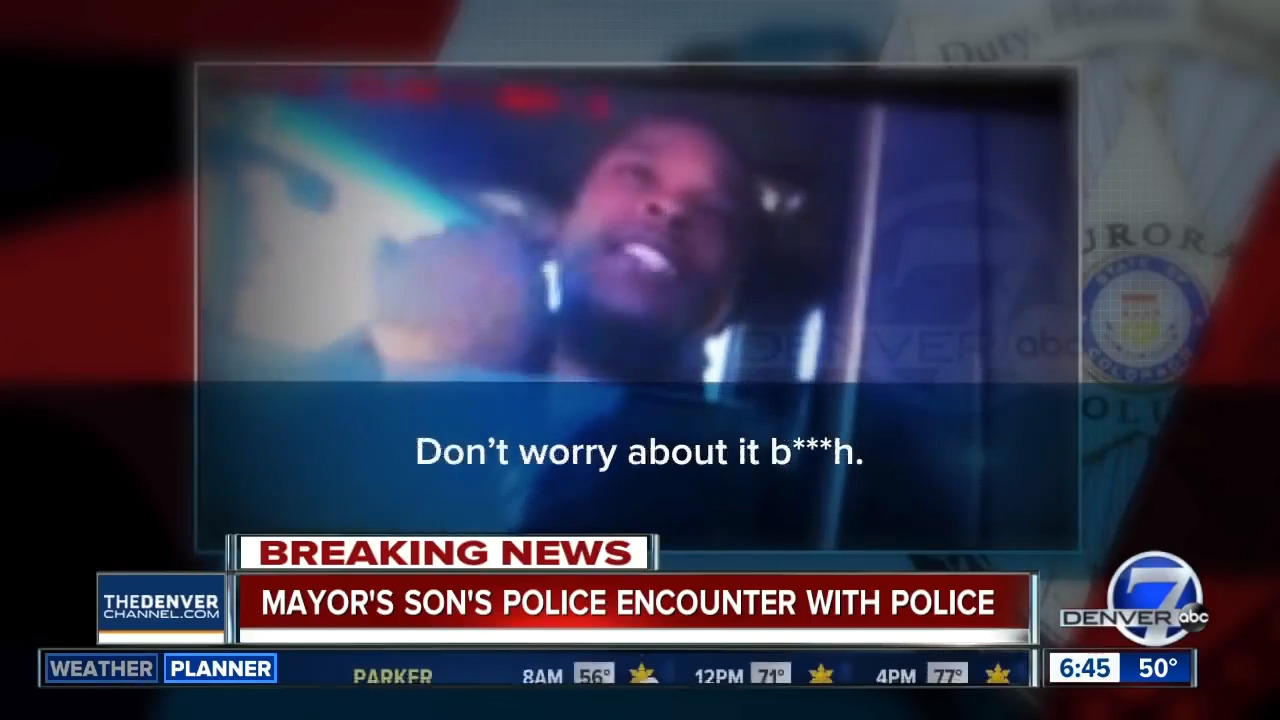 Aurora CO officer rehired after racist comment at shooting