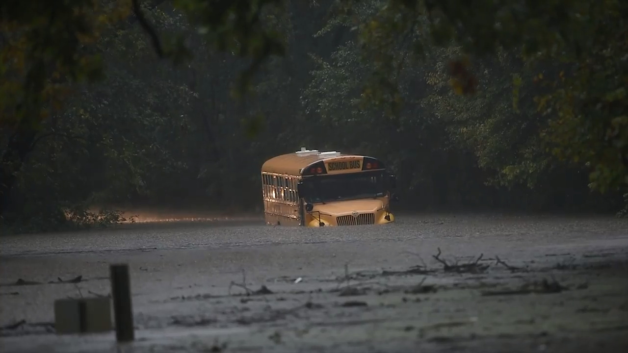 Minor flooding expected in Wichita area during next two days