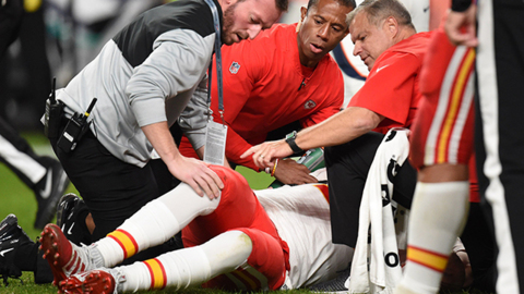 Chiefs provide update on quarterback Patrick Mahomes' injury