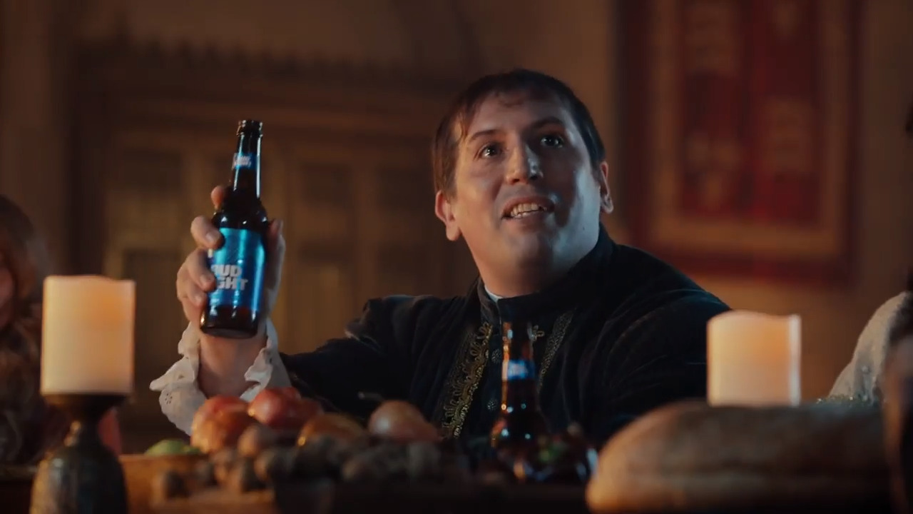 7cbcb00440b05 Dilly Dilly meaning from the 2017 Bud Light commercial