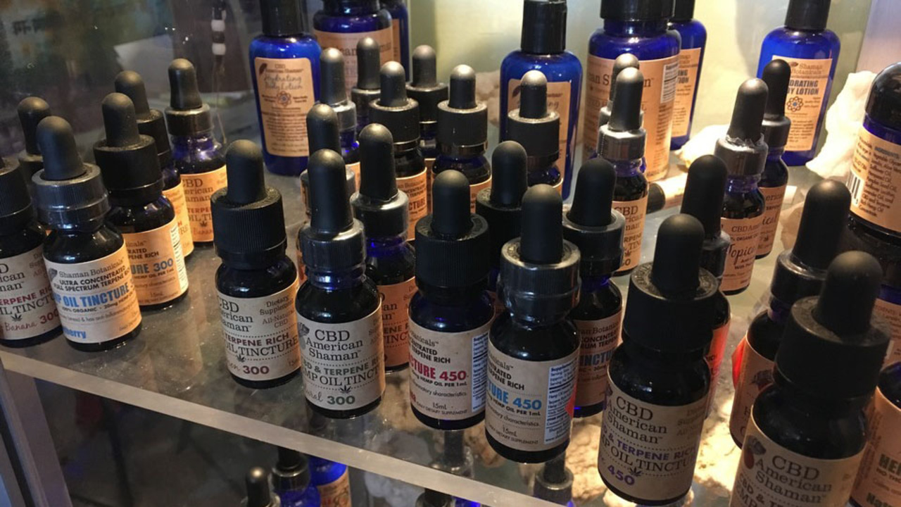 Cannabis extract CBD now legal in Kansas with zero THC | The
