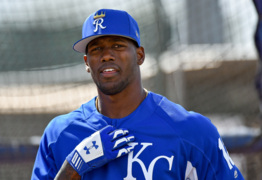 Royals outfielder Jorge Soler's flexibility has impressed Mitch Maier and Rusty Kuntz