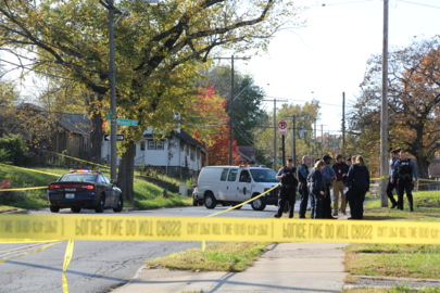 Three suspects sought in shooting that left man injured Sunday in Kansas City