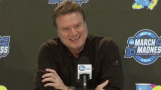 Does Bill Self still think this is his