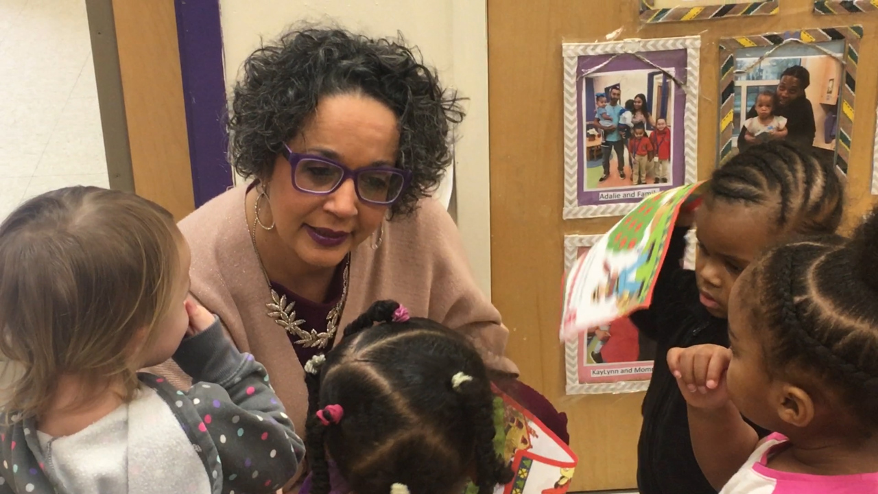 Deidre Anderson, a voice for children of color in poverty, receives Wasserstrom Award