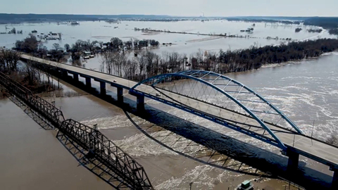 KC Water asks residents to conserve while Missouri River remains murky from flood