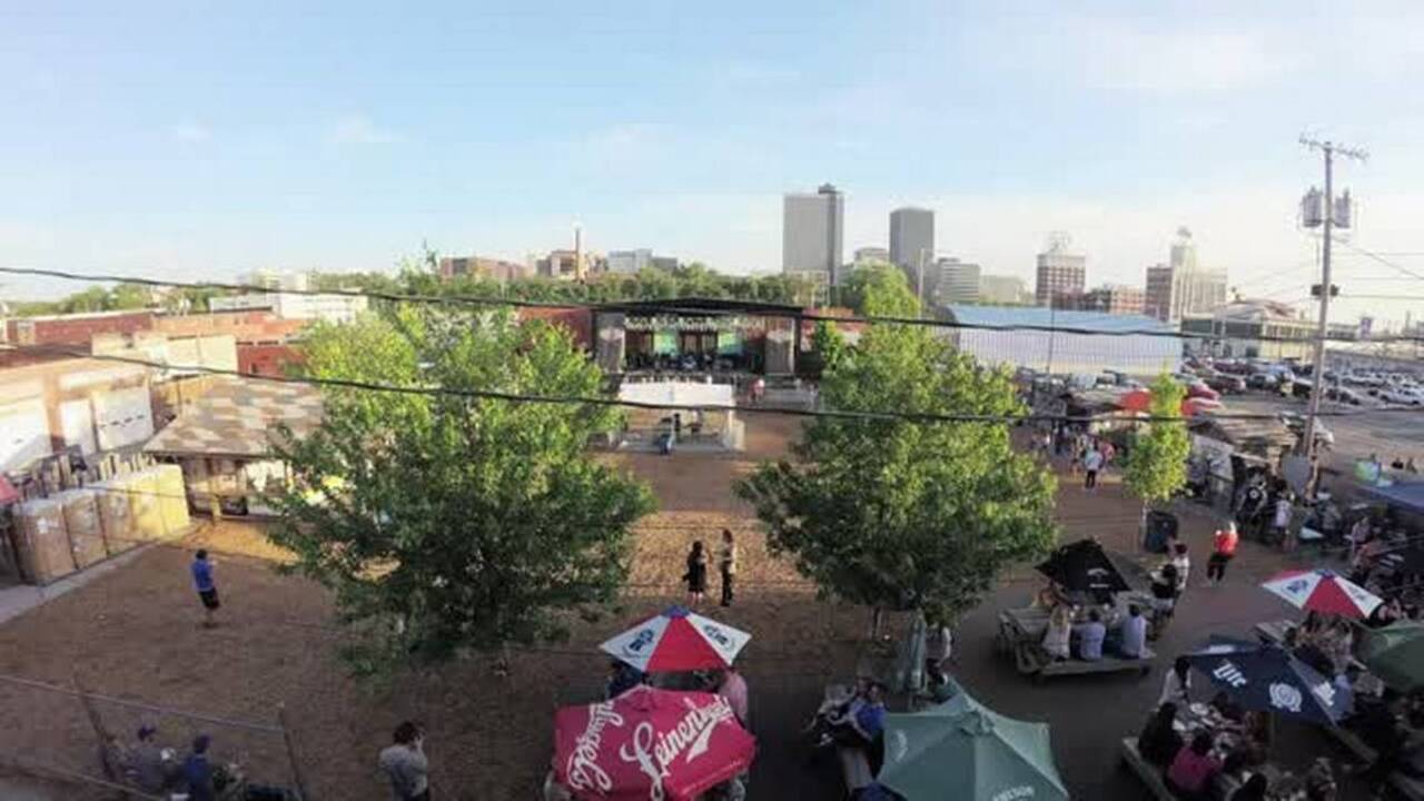 Ink's Middle of the Map Fest establishes downtown as a destination music district