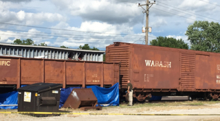 Body of missing Belton woman found beneath rail car