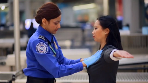 What you should expect during a TSA pat down at the airport under new regulations