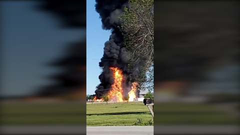 Massive Missouri explosion detected in space, officials say