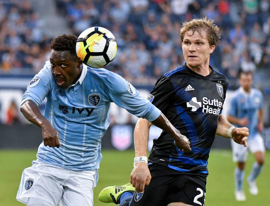 Once an orphan, Sporting KC's Gerso Fernandes motivated by soon-to-be fatherhood