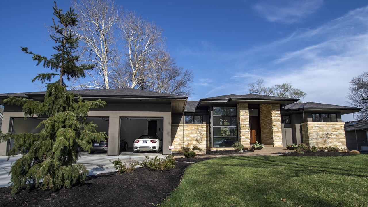 Old Leawood home: k inside $1.35 million modern ranch | The ... on