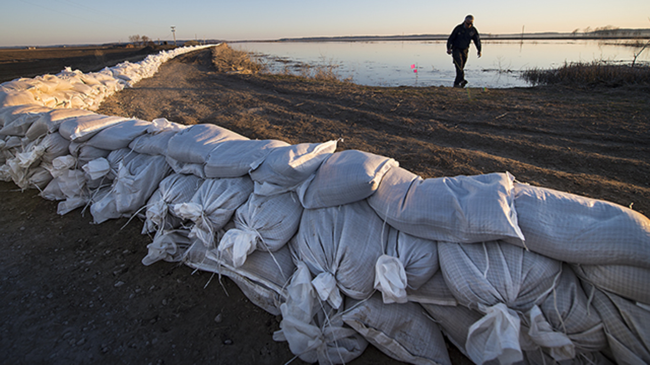 Missouri River flooding blamed on Army Corps of Engineers