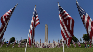 On Memorial Day, KC's WWI Museum and Memorial remembers the fallen