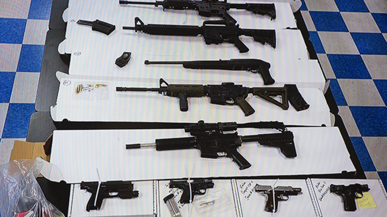 Crime-fighting task force targets Kansas City, nets 355 arrests, about 70 firearms