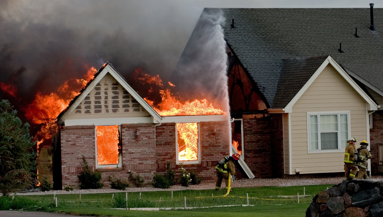 Two injured in Kansas City, Kansas, house fire Friday morning. Home a 'total loss'