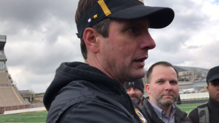 Dooley: Mizzou will run a simple version of the playbook in the spring game
