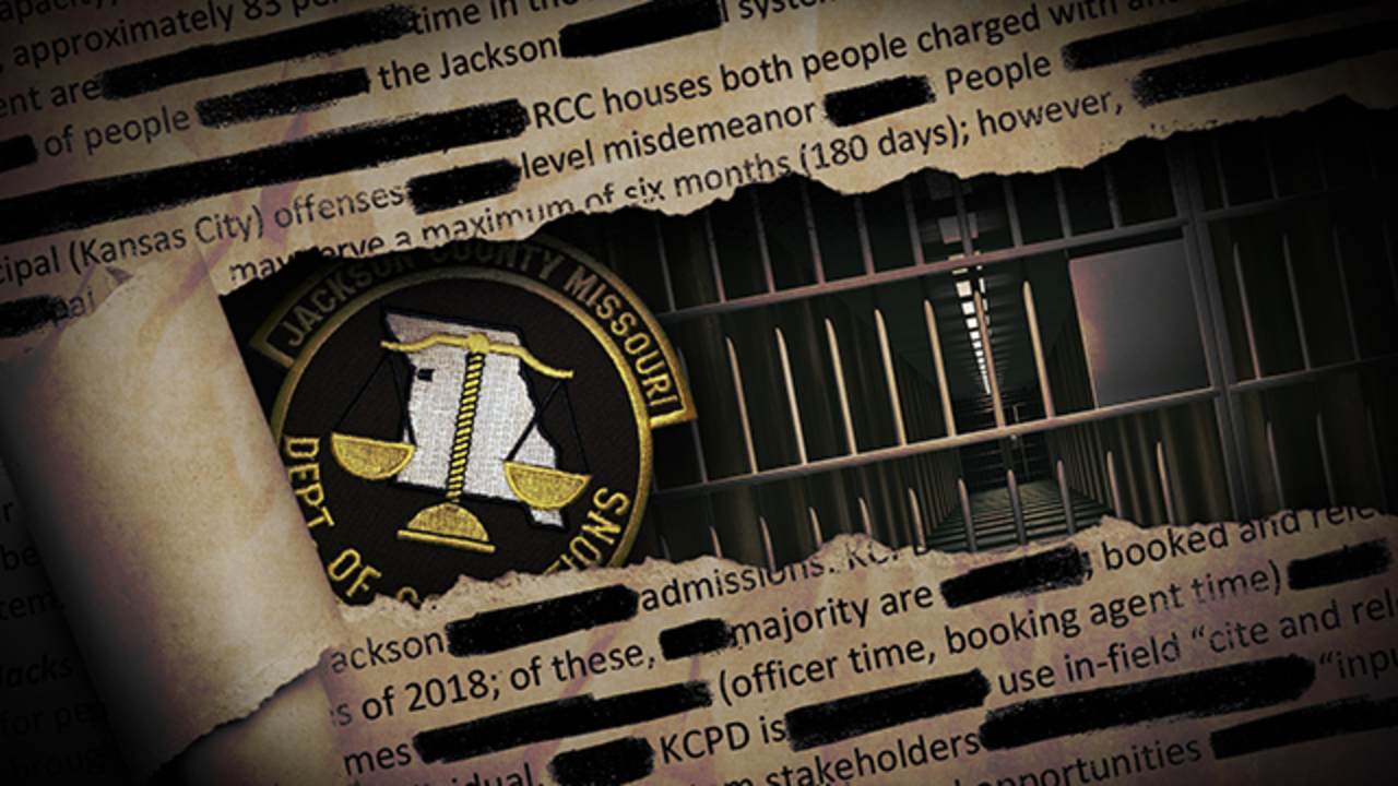Report on troubled Jackson Co  jail cut before release | The