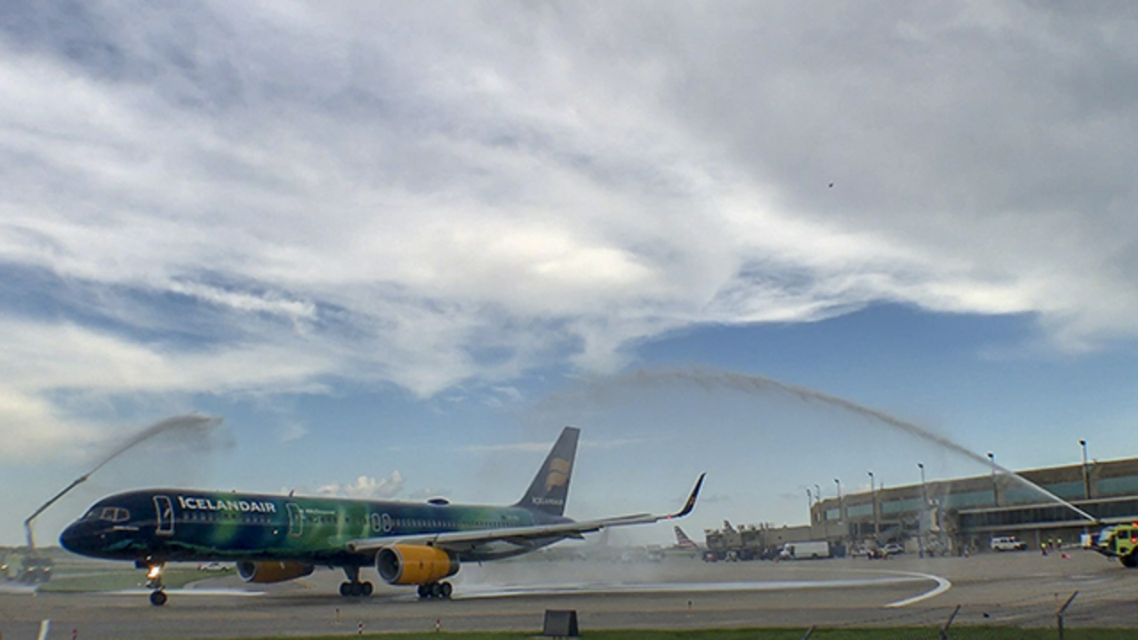 Icelandair drops Kansas City flight after boasting KCI's only transatlantic service