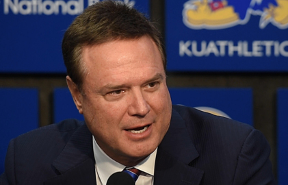 Bill Self says NCAA allegations against KU will make his team tougher