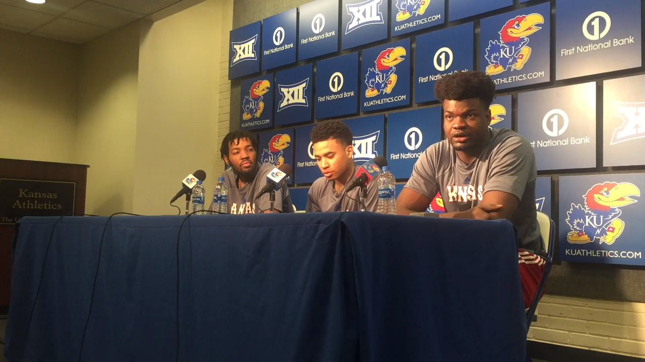 As Big 12 play approaches, Kansas gets even better with return of Udoka Azubuike