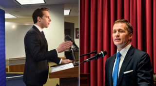 Hawley says Greitens probe indicates potential felony